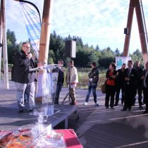 TVE - Inauguration - Center Parcs